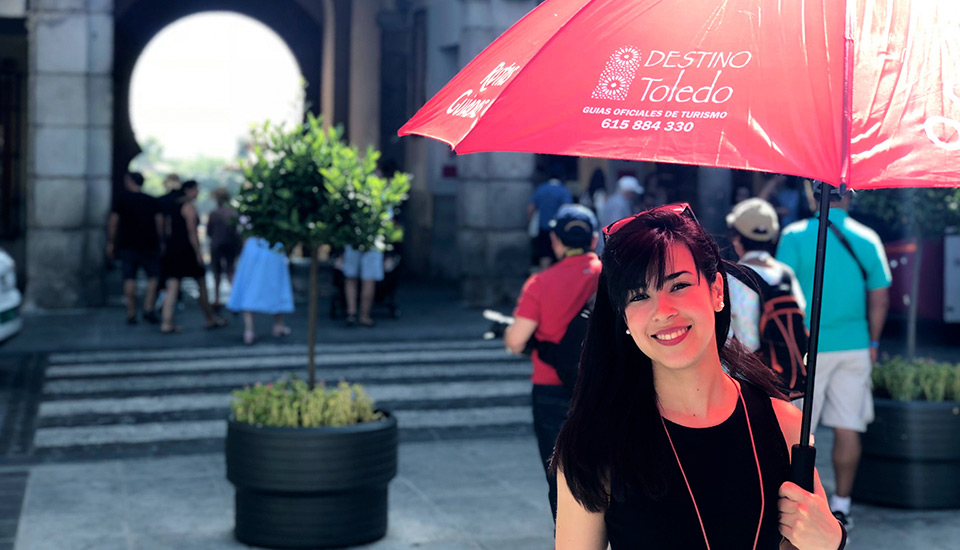 Guía turística Toledo