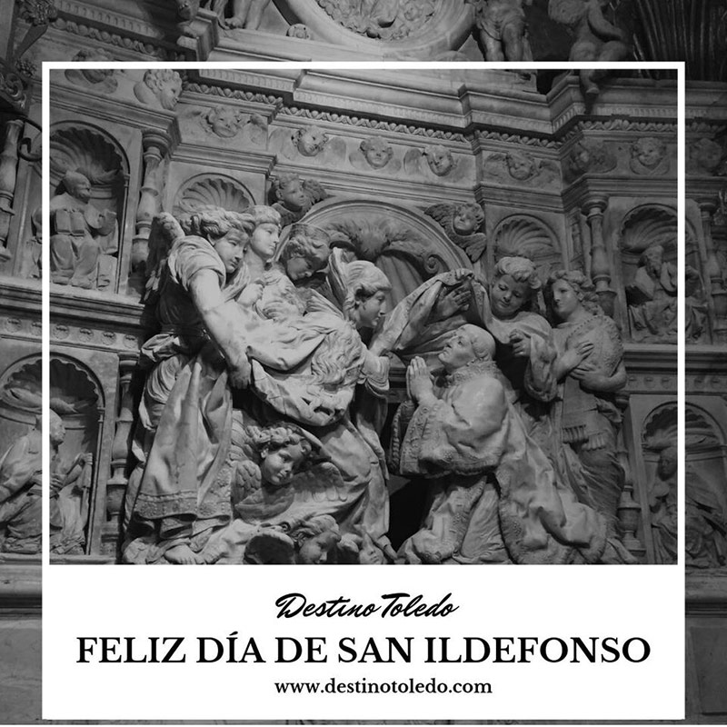 Feliz día de San Ildefonso