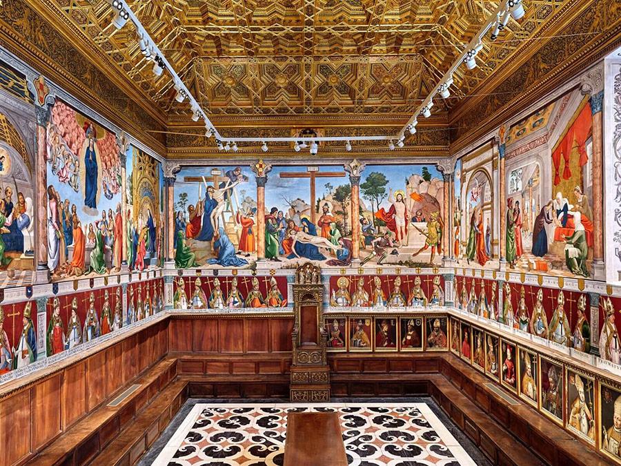 Sala Capitular de la Catedral Primada de Toledo